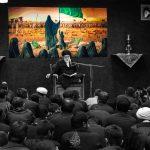 شب چهارم عزاداری ایام شهادت حضرت رقیه سلام الله علیها