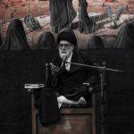 شب پنجم عزاداری ایام شهادت حضرت رقیه سلام الله علیها