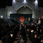 شب اول ایام شهادت امام حسن مجتبی و حضرت رقیه سلام الله علیهما