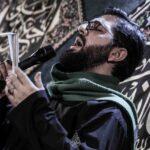 شب اول مراسم وفات حضرت ام البنین سلام الله علیها