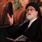 شب پنجم ایام شهادت امام حسن و حضرت رقیه سلام الله علیهما